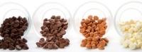Шоколадная глазурь и шоколад