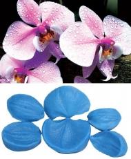 Силиконовый вайнер орхидея