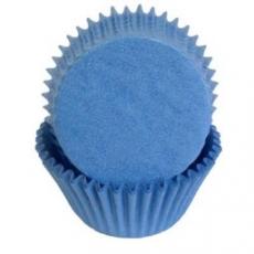 Тарталетки для кексов Голубые 50 шт Швеция