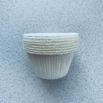 Тарталетки Белые с бортиком 60 шт
