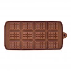 Форма силиконовая для шоколада Маленькие плитки
