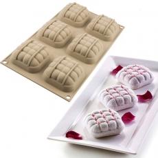 Силиконовая форма для десертов Мини Элегантность