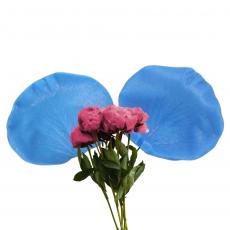 Силиконовый молд вайнер лепесток розы