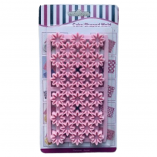 Штамп для мастики Цветочки