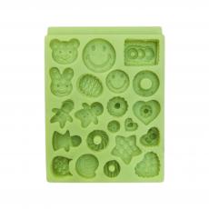 Силиконовый молд Детские штучки 7.6х10.4 см