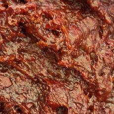 Паста натуральная Joygelato Клубника с кусочками 100 гр разлив
