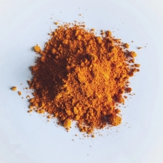 Жирорастворимый сухой краситель Крон оранжевый 100 гр Индия