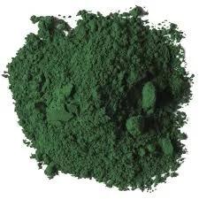 Жирорастворимый сухой краситель Темно-зелёный 1 кг Индия