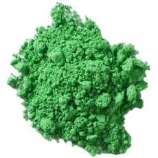 Жирорастворимый сухой краситель Зелёный 100 гр Индия