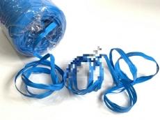Рафия декоративная Синяя 1 м