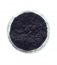Сахарная пудра нетающая чёрная 100 гр развес Бельгия