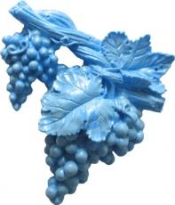 Молд ветка винограда