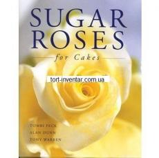 Сахарные розы от Алана Дана