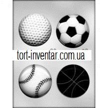 Пластиковый Молд Спортивные мячи