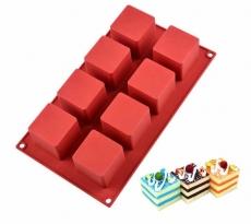 Силиконовая форма Куб 3.5х3.5 см