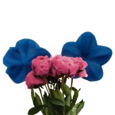 Силиконовый вайнер цветок универсальный