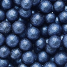 Драже Королевский синий 10 мм 50 гр