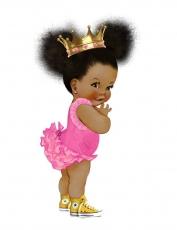 Вафельная картинка A4 Ту Ту куклы 4