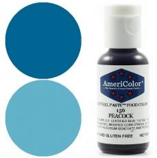 Гелевый краситель Americolor Павлин (Peacock) 21 гр