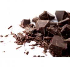 Шоколадная глазурь чёрная в плитках 500 гр