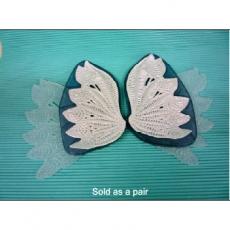 Молд ажурные крылья