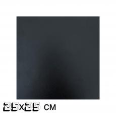 Подложка квадратная ДВП 3 мм 25x25 см черная