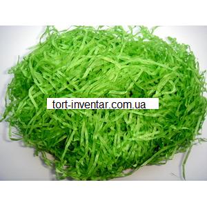 Рафия натуральная Зеленая