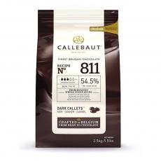 Шоколад Barry Callebaut чёрный 500 гр развес