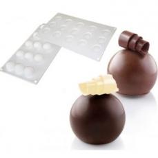 Форма для десертов MINI TRUFFLES Silikomart