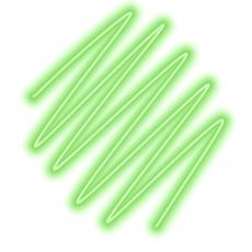 Пищевой неоновый порошок зелёный 2 гр развес Германия