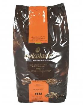 Молочный Бельгийский шоколад Belcolade 33% 1 кг развес