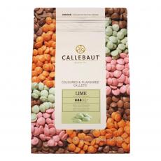 Barry Callebaut белый шоколад лаймовый 250 гр Бельгия развес