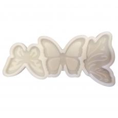Силиконовая форма для леденцов Бабочки