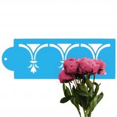 Трафарет Бордюр №96 28x10 см