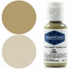 Гелевый краситель Americolor Пробка (Cork) 21 гр