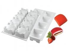 Форма для десертов SQUARE SPHERE Silikomart