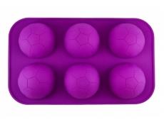 Силиконовая форма Футбольный мяч 17x29 см d=7 см