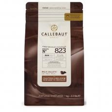 Шоколад Barry Callebaut №823 33.6% молочный 100 гр развес