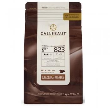 Шоколад Barry Callebaut №823 33.6% молочный 500 гр развес