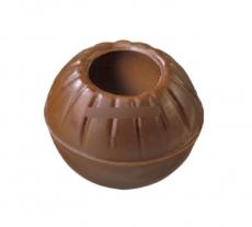 Формы для трюфеля молочный шоколад 24 шт