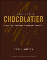 Искуство шоколатье от Эдвара Ноттера