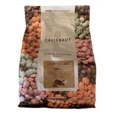 Barry Callebaut Молочно-белый шоколад со вкусом капуччино 50 гр развес Бельгия