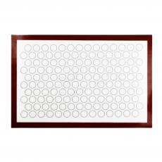 Силиконовый коврик со стекловолокном 40x60 см