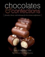 Шоколад и шоколадные сладости от Петера Крувлинга (Peter Creweling)