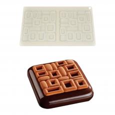 Силиконовая форма для евро-десертов Maya