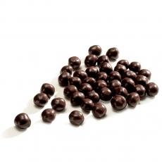 Бисквитное драже в чёрном шоколаде Barry Callebaut 100 гр