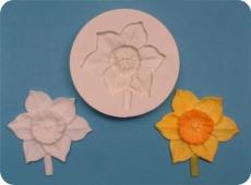 Силиконовый молд цветок Нарцисс