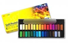 Пастель сухая 32 цвета