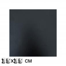 Подложка квадратная ДВП 3 мм 35x35 см чёрная