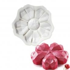 Силиконовая форма Оригами цветок 16.5 см